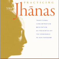 Practicing the Jhanas Book